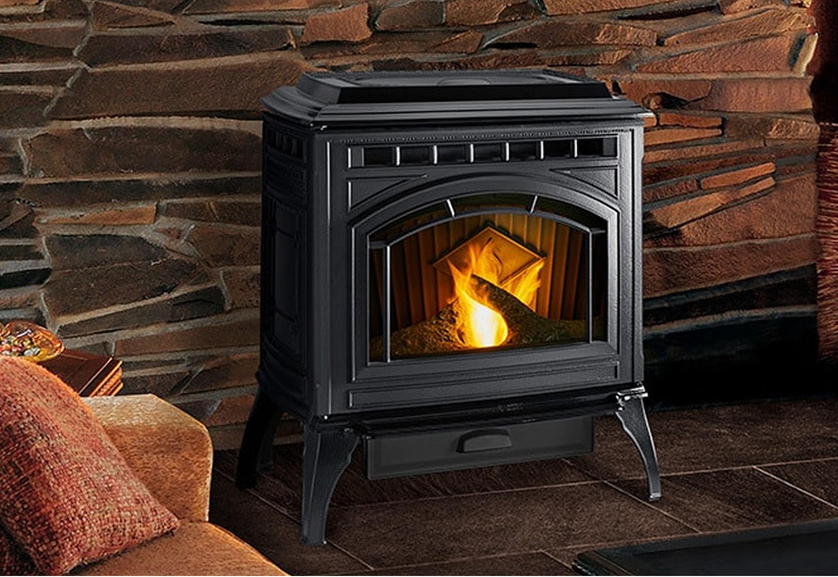 Quadra-Fire - Pellet Stoves